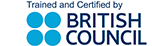 Trained and Certified by the British Council
