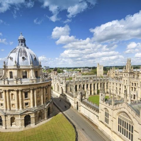 oxford - language courses